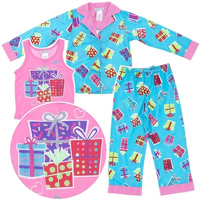 Present Pajamas for Girls
