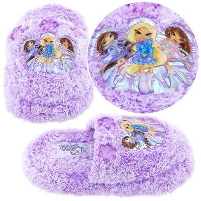 Lavender Bratz Slippers for Girls