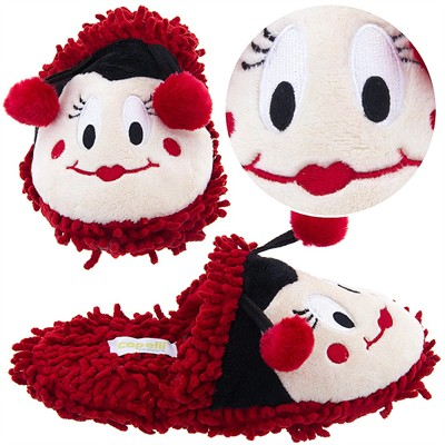 Ladybug Animal Slippers for Women