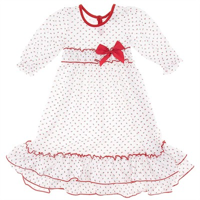 Laura Dare Rosebud Nightgown for Toddlers and Girls
