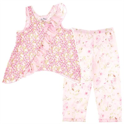 Laura Dare Secret Garden Pajamas for Girls