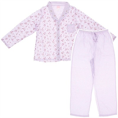 Lavender Rose Plus Size Pajamas for Women