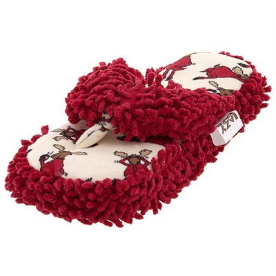 Lazy One Almoose Asleep Slippers for Women