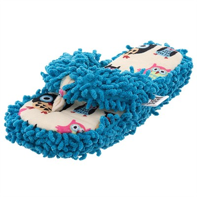 Lazy One Owl Yours Slippers for Women