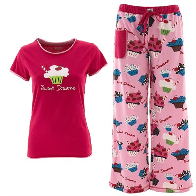 Lazy One Sweet Dreams Pajama Set for Juniors