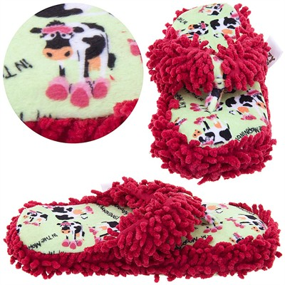 Lazy One I'm Mooody in the Morning Thong Slippers for Women