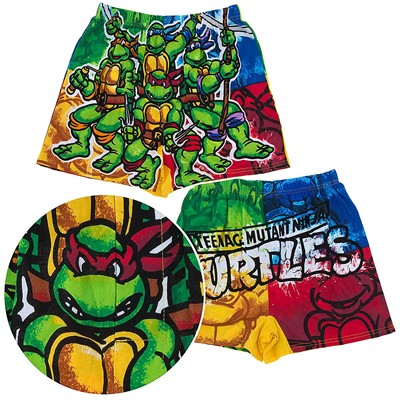 Teenage Mutant Ninja Turtle Boxer Shorts for Men