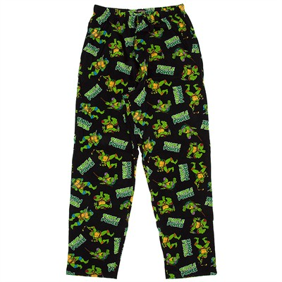 Mutant Ninja Turtles Turtle Power Pajama Pants for Men