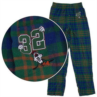 Disney Goofy Flannel Pajama Pants for Men