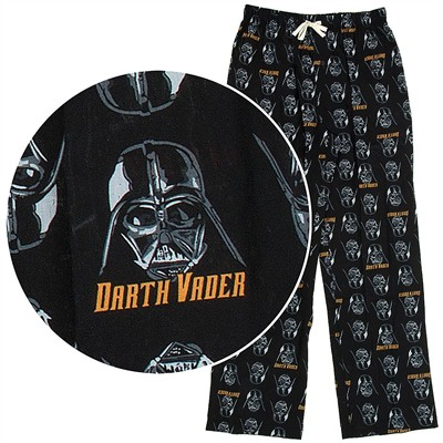 Star Wars Darth Vader Woven Pajama Pants for Men