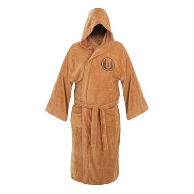 Star Wars Jedi Terry Velour Bath Robe for Men