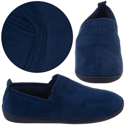 Perry Ellis Portfolio Cobalt Slippers for Men