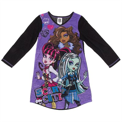 Monster High Purple Nightgown for Girls
