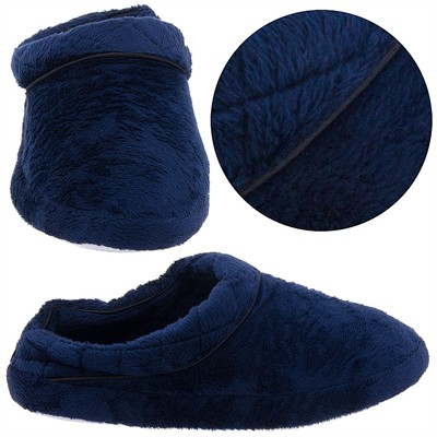 Navy Clog Style Slippers for Women