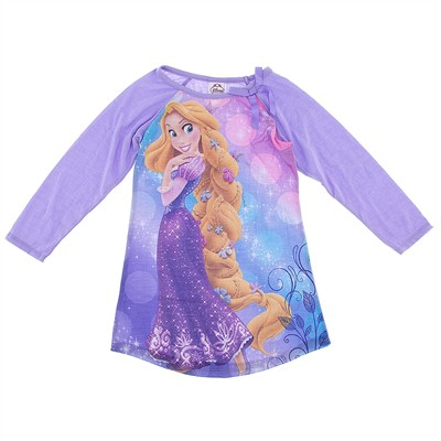 Tangled Purple Nightgown for Girls