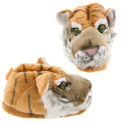 Tiger Animal Slippers for Women