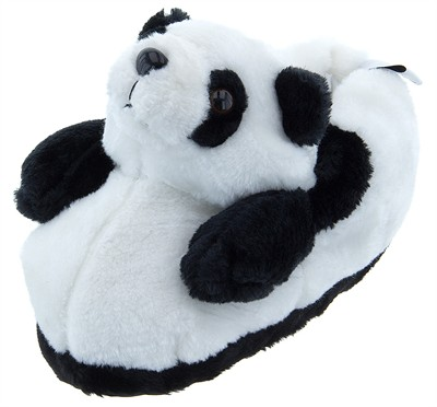Panda Bear Animal Slippers for Women and Men