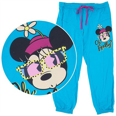 Minnie Mouse Capri Pajama Pants for Juniors