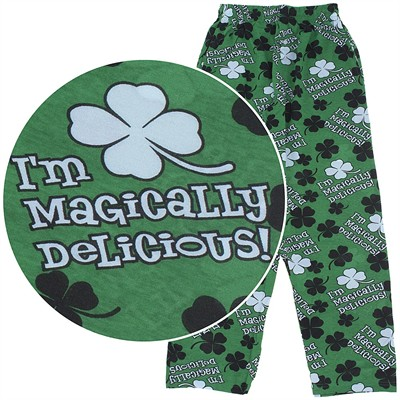 Fun Boxers Magically Delicious Pajama Pants for Men