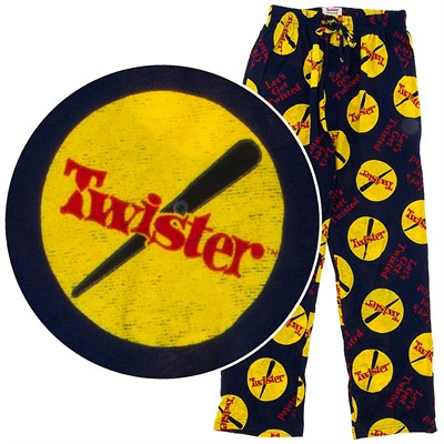 Twister Pajama Pants for Men