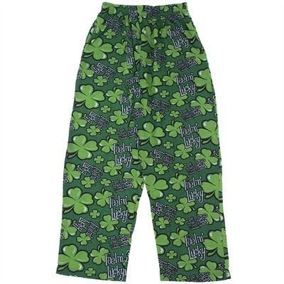 Fun Boxers Feelin' Lucky Pajama Pants for Men