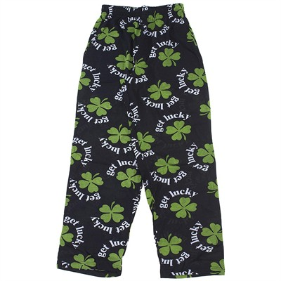 Fun Boxers Get Lucky Pajama Pants for Men