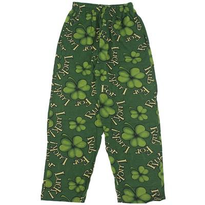 Fun Boxers Rub for Luck Pajama Pants for Men
