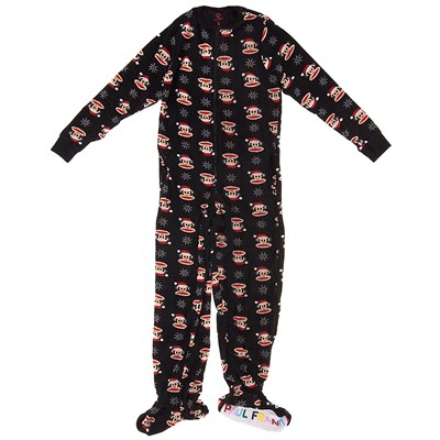 Paul Frank Black and Red Pajamas for Women