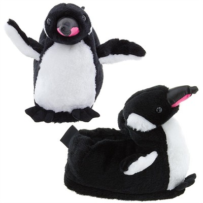 Penguin Slippers for Men and Women