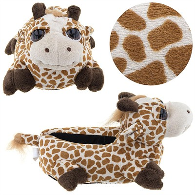 Giraffe Animal Slippers for Kids
