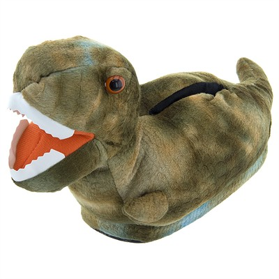 T-Rex Dinosaur Slippers for Kids, Women and Men