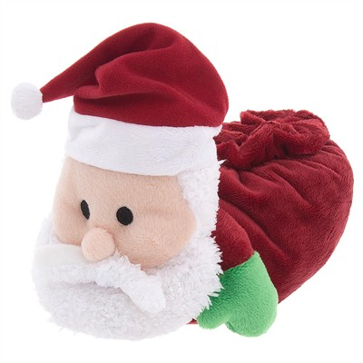 Santa Slippers for Kids