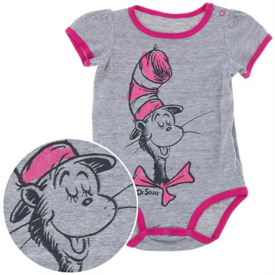 Cat in the Hat Onesie