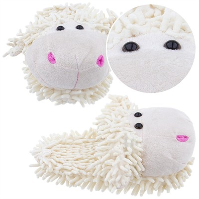 Sheep Animal Slippers for Women