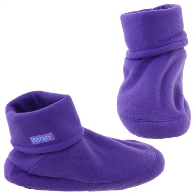 Snuggie Purple Slippers for Women