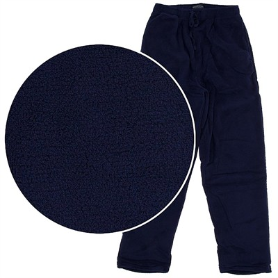 State O Maine Navy Fleece Pajama Pants for Men