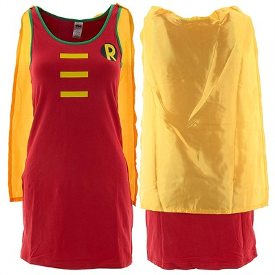 Robin Nightgown with Cape for Juniors