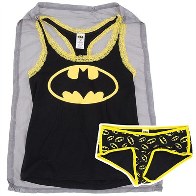 Batgirl Sleep Set for Juniors