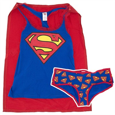 Super Girl Sleep Set for Juniors