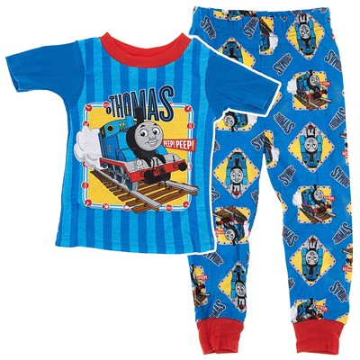 Thomas the Tank Cotton Pajamas for Infant Boys