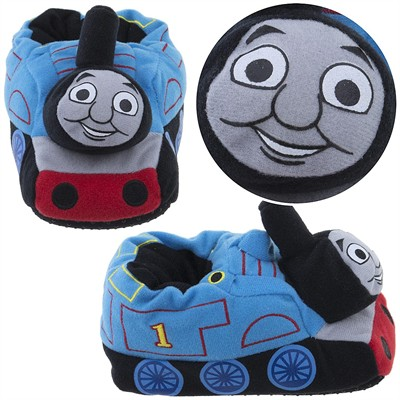 Thomas the Tank Engine Slippers for Toddlers