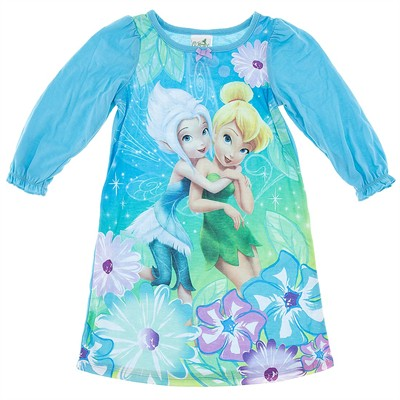 Disney Fairies Nightgown for Toddler Girls