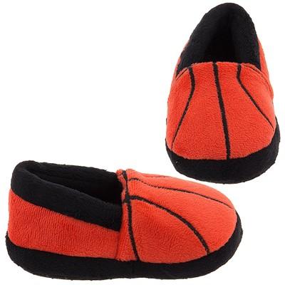 Basketball Slippers for Toddler Boys