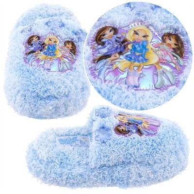 Blue Bratz Slippers for Girls