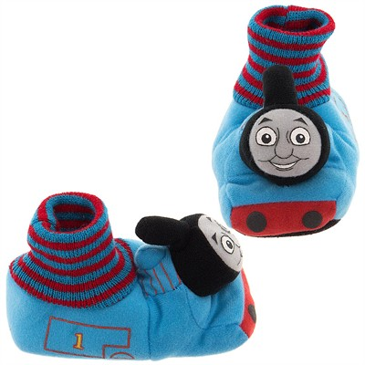Thomas the Tank Engine Sock Top Slippers for Toddlers