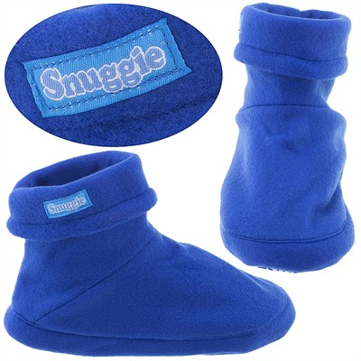 Snuggie Blue Slippers for Men