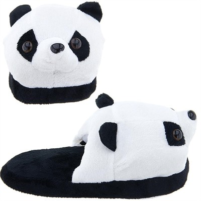 Panda Slip On Animal Slippers for Women