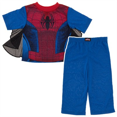 Ultimate Spider-Man Pajamas With Wings for Toddler Boys