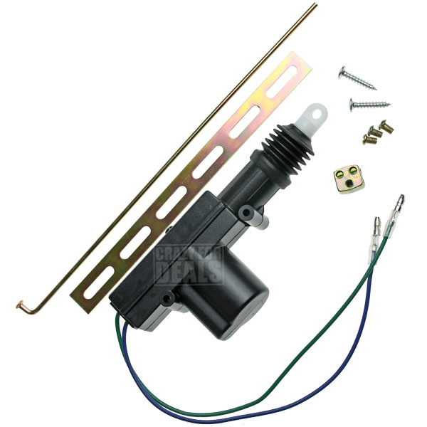 universal 12 volt power door lock actuator motor ebay