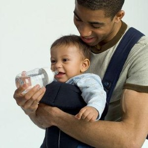 Researchers compared the lives of teen fathers to other young men who had ...